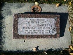 Ted L Barrett