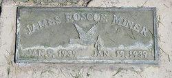 James Roscoe Miner