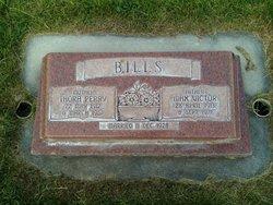 Thora May <I>Perry</I> Bills