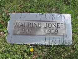 Maurine Eloise <I>Cheek</I> Jones