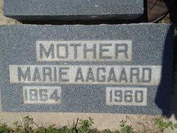 Marie <I>Petersen</I> Aagaard