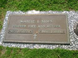 Margie <I>Lambert</I> Sides