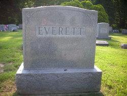 Effie <I>Walls</I> Everett