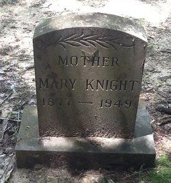 Mary Frances <I>Knight</I> Valentine