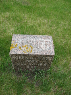 Hosea Washburn Pease