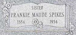 Frankie Maude Spikes