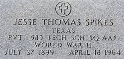 Jesse Thomas Spikes