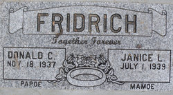 Donald C. Fridrich