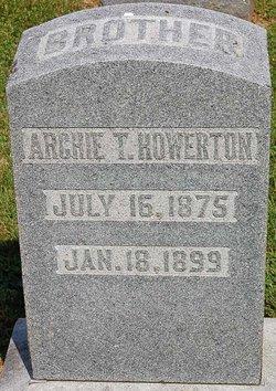 Archie Howerton