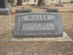 Rose Amamda <I>Gilbert</I> Miller