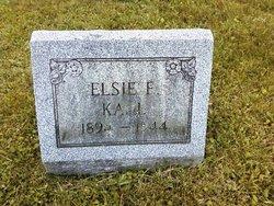 Elsie Estella <I>Wach</I> Kahl