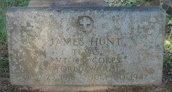 Pvt James Hunt