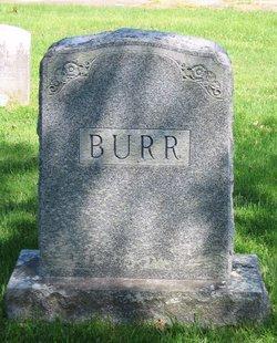 Emma P <I>Manwaring</I> Burr