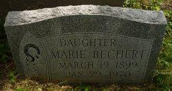Marie F Bechert