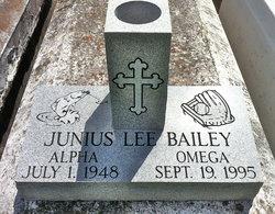 Junius Lee Bailey