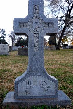 Vossie <I>Callis</I> Bellos