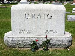 Hazel E Craig