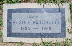Elsie Emily <I>Becroft</I> Antonucci