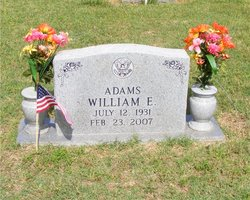 William E Adams