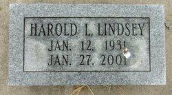 Harold L Lindsey