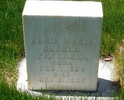 Annie Marie <I>Jessen</I> Peterson