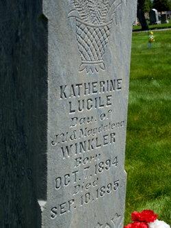 Kathrine Lucille Winkler