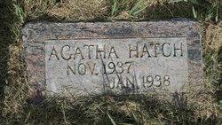 Agatha Hatch