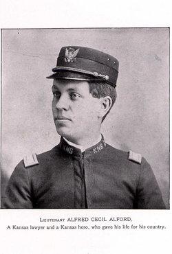 Alfred Cecil Alford