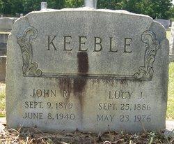 John R. Keeble