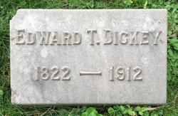 Edward Thornberry Dickey