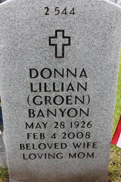 Donna L Banyon