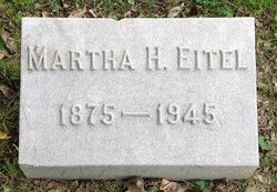 Martha H. Eitel
