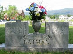 Mattie Irene <I>Short</I> Batman