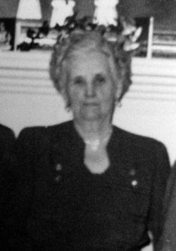 Sarah Ellen Nellie <I>Brewer</I> Pyles