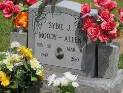 Sybil Jean <I>Moody</I> Allen