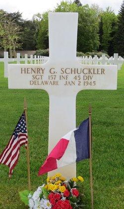 Sgt Henry George Schuckler