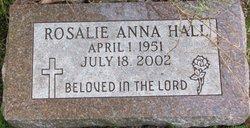 Rosalie Anna Hall