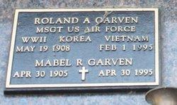 Roland A Garven
