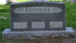 Grace <I>Martin</I> Bethune
