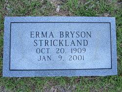 Erma <I>Bryson</I> Strickland