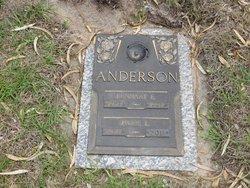 Hope L <I>Hibbard</I> Anderson