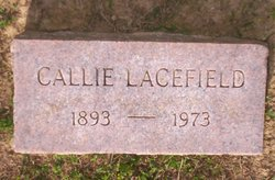 Callie <I>Phillips</I> Lacefield