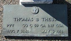Thomas B Theus