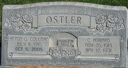 Cecil Howard Ostler