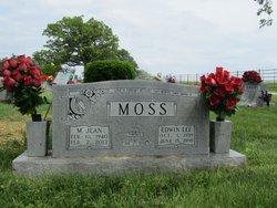 Edwin Lee Moss