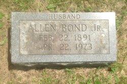 Allen Bond, Jr