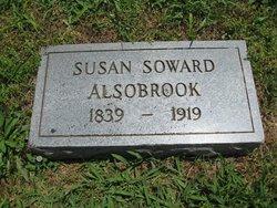Susan C <I>Soward</I> Alsobrook
