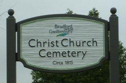 Christ Church Anglican Cemetery
