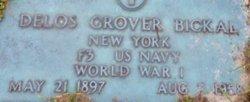 Delos Grover Bickal