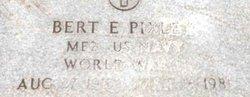 Bert Edward Pixley